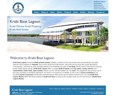 Krabi Boat Lagoon is the first Krabi premier marina complex, Located on the nice private area surrounded by the quite natural of the southern of Thailand.