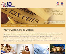 Legal and Business Consultant Co., Ltd., the registered company under the law of Thailand.