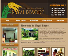 The Best Nutural Resort in Phuket, Thailand.