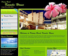 We are the family own guesthouse located right in the middle of Patong.