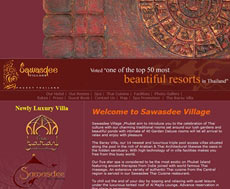 Sawasdee Village & The Baray Spa, Kata beach, Phuket, One of 50 most beautiful Resorts & Spa in Thailand